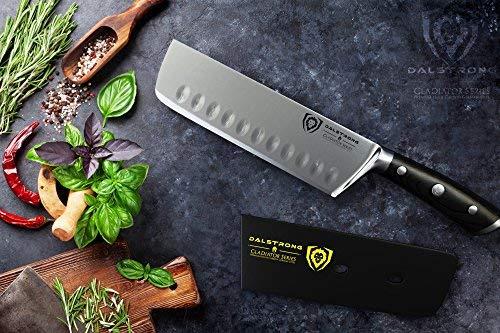 DALSTRONG Nakiri Asian Vegetable Knife