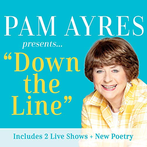 Pam Ayres - Down the Line Titelbild