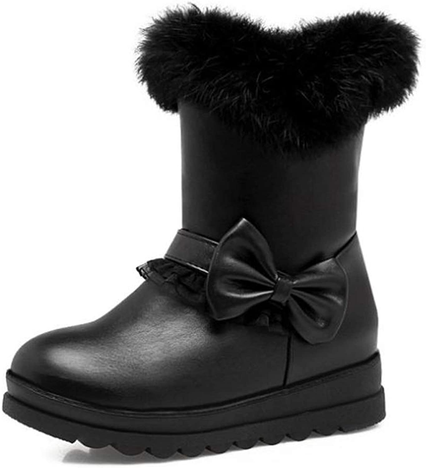 FORTUN Trend Women's shoes Thick Snow Boots in Boots Autumn and Winter Boots