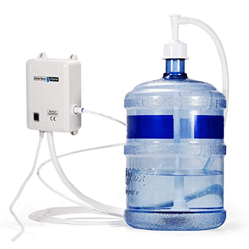 BananaB Wasser Pumpe 220V Bottled Water Pump 1.0 GPM (3.8 L/min) trinkwasser pumpe Drinking Water Dispenser mit 20ft Rohr (1.0 GPM (3.8 L/min))