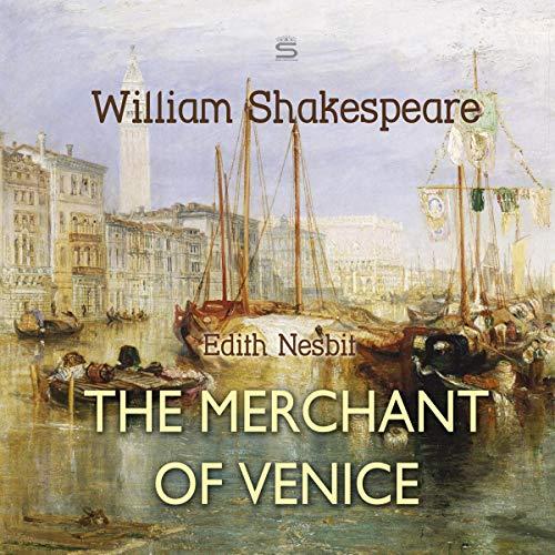 The Merchant of Venice audiobook cover art