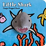 Little Shark: Finger Puppet Book: (Puppet Book for Baby, Little Toy Board Book, Baby Shark)