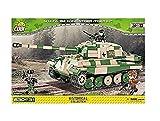 Cobi GmbH COBI 2480A PZKPFW VI Tiger II, bunt