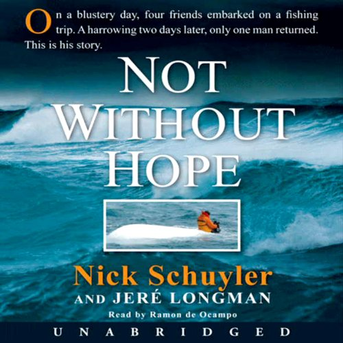 Not Without Hope audiobook cover art