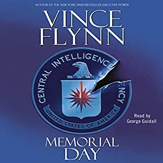 Memorial Day audiobook cover art