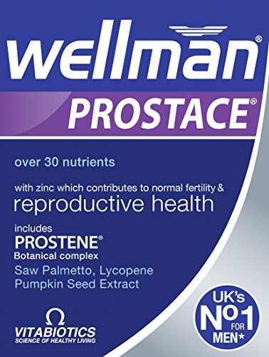 Vitabiotics Wellman Prostace, 60 Tablets