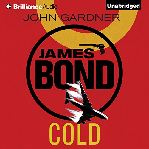Cold audiobook cover art