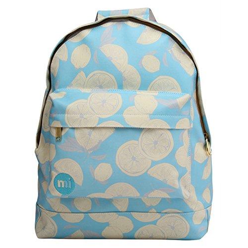 Mi-Pac Gold Backpack Mochila Tipo Casual, 41 cm, 17 litros, Citrus PopBlue