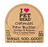 Pet Head Oatmeal Natural Paw Butter 2oz