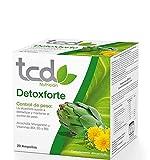 Tcuida Detoxforte, 20ampollas
