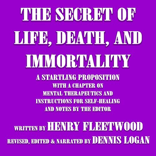 The Secret of Life, Death, and Immortality cover art
