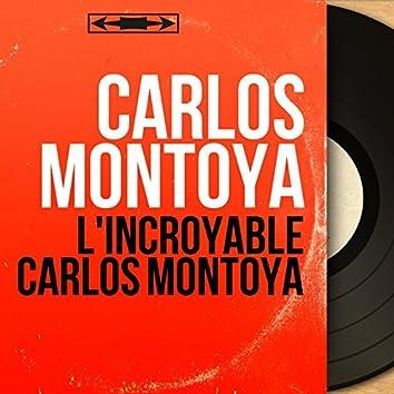 L'incroyable Carlos Montoya (Live, Mono Version)