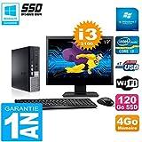 Dell Mini PC 790Ultra USFF de Pantalla 19Core i3–21004GB 120GB SSD WiFi W7
