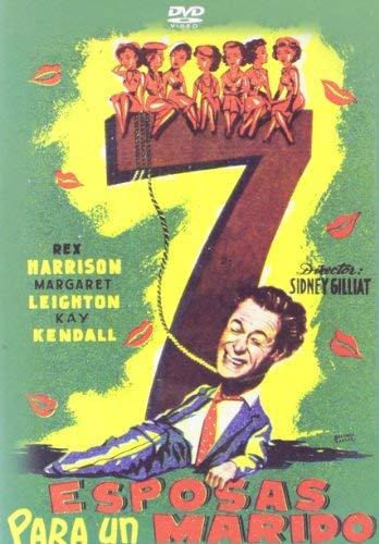Siete esposas para un marido / The Constant Husband (1955) ( Marriage a la Mode )