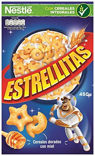 Cereales Nestlé Estrellitas - Cereales de trigo y maíz