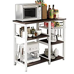 Best bakers rack for kitchen with wine storage 5 Kitchen Affairs