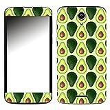 Disagu SF-107471_1119 Design Folie für Phicomm Clue 2S - Motiv Avocados Lined grün