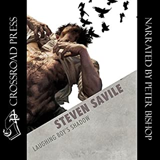 Laughing Boy's Shadow                   By:                                                                                                                                 Steven Savile                               Narrated by:                                                                                                                                 Peter Bishop                      Length: 8 hrs and 49 mins     3 ratings     Overall 3.3
