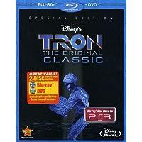 Tron: The Original Classic (Two-Disc Blu-ray/DVD Combo)