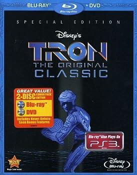 Tron  The Original Classic  Two-Disc Blu-ray/DVD Combo
