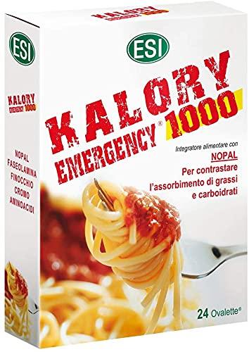 Kalory Emergency 1000 - 24 Ovalette
