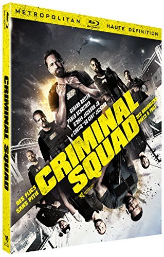 Criminal Squad [Blu-Ray]