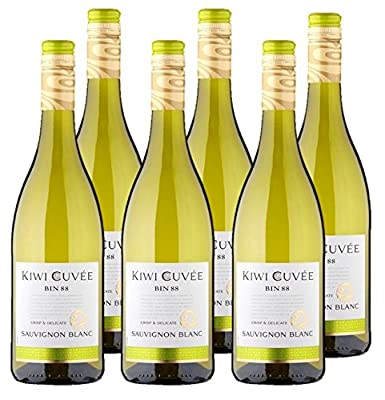 Kiwi Cuvée - Sauvignon Blanc - White Wine - 6 x 75 cl