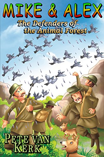 Mike&Alex, the Defenders of the Animal Forest (English Edition)