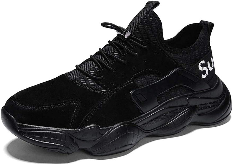 He-yanjing Men's Casual shoes, shoes Autumn New Men's Sneakers Korean Casual shoes Men's shoes,a,41