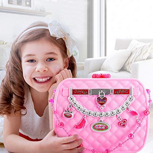 Xirfuni Finja el Equipo del Maquillaje, Sistema Determinado del Maquillaje del cosmético de la simulación Segura no tóxica del Regalo, para el niño del niño