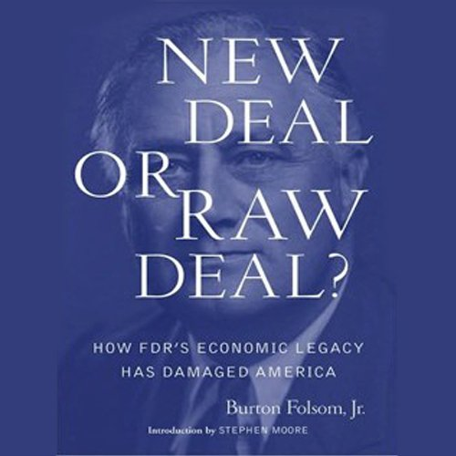 New Deal or Raw Deal? audiobook cover art