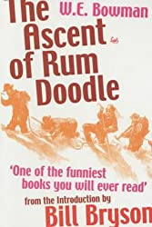 Cover of The Ascent Of Rum Doodle by W E Bowman