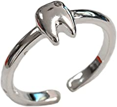 tooth ring jewelry