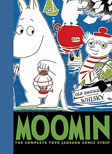 Moomin Vol. 3: The Complete Tove Jansson Comic Strip (English Edition)