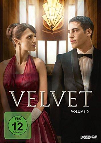 Velvet - Volume 5 [3 DVDs]