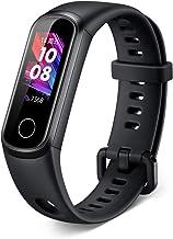 Honor Band 5i Pulsera de actividad, reloj inteligente, reloj deportivo medidor de oxigeno en sangre/pulsometro/reloj contador de pasos/calorias/Fitness/Música/cargando directamente sin base