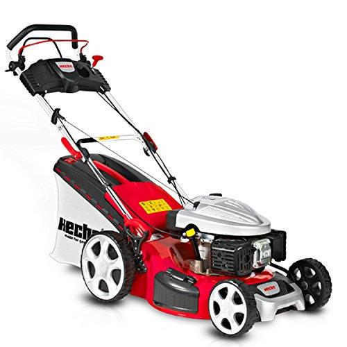 Preisvergleich Produktbild HECHT Benzin-Rasenmäher 553 SW Benzinmäher (4, 4 kW (6, 0 PS)