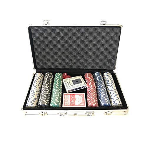 Natural Logistics Set de Póker/Blackjack Texas Hold'em,...