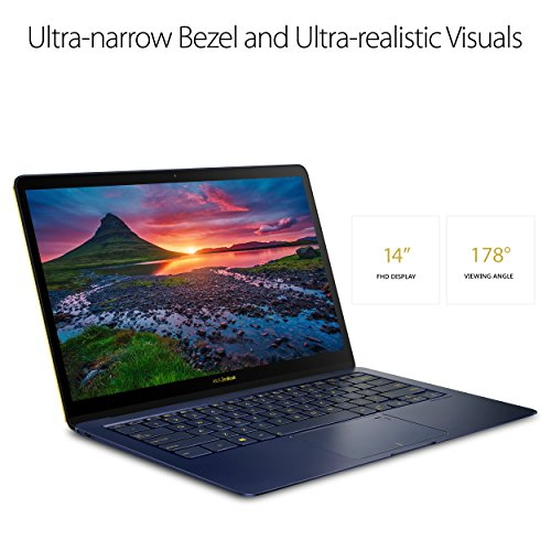 Compare ASUS ZenBook 3 Deluxe (UX490UA-XH74-BL) vs other laptops
