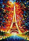 Escenas paisaje rompecabezas rompecabezas Mundo globos de aire caliente volando en el aire de París Rompecabezas de madera Rompecabezas juegos de adultos for niños Juguetes 1000 PC (Color : 7)
