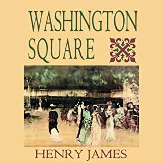 Washington Square (Blackstone Audio Edition) cover art
