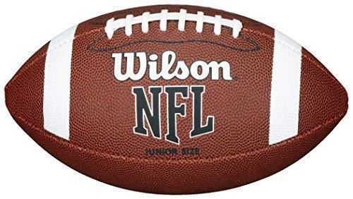 Only Sports Gear Wilson NFL Geprüft Club Experience Level Offizielle Football Junior