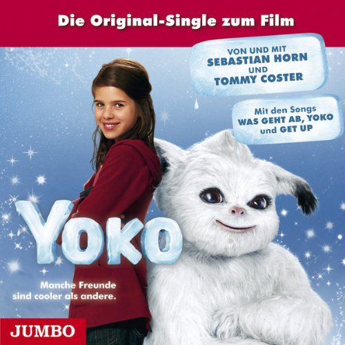 Was Geht Ab-Yoko-Original Single Zum Film