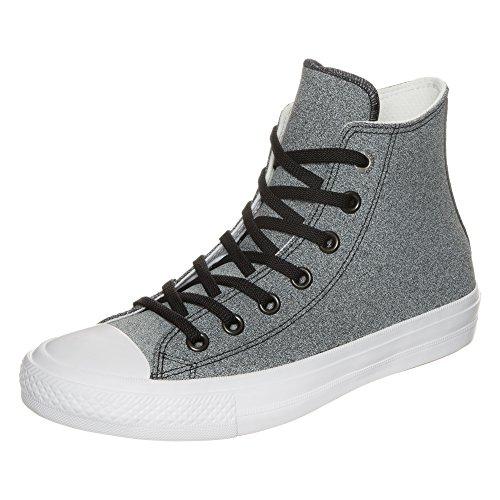 adidas Chuck Taylor All Star II Two-Tone High, Zapatillas de Baloncesto Mujer, Gris, 37.5 EU