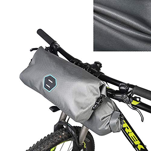 Find Discount 7L Bike Bicycle Handlebar Bag Waterproof Cycling Carry Large Capacity Carrying Case Ou...