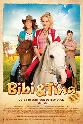 Bibi & Tina - Der Film Hex Hex Bibi Blocksberg Maxi-Poster, Druck, Poster - Grösse cm
