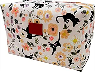 Majo Kiki's delivery service flower garden an samburteki style series pouch M