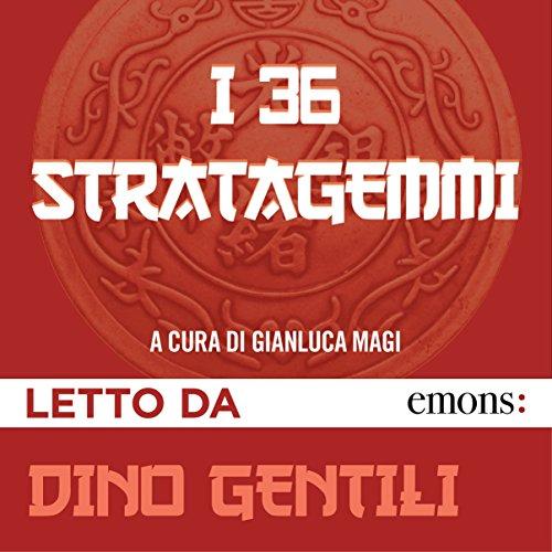 I 36 stratagemmi audiobook cover art