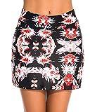 STYLEZONE Women's Actvie Skort Sport Skirt for Running Tennis Golf Workout...