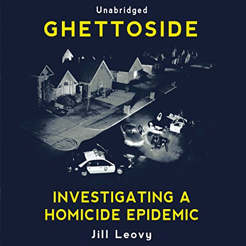 Ghettoside audiobook cover art